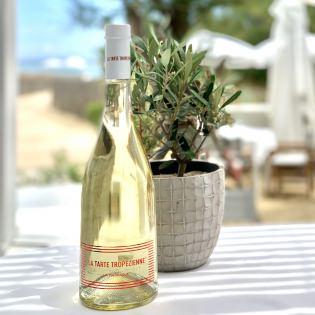 La Tarte Tropézienne Organic White Wine