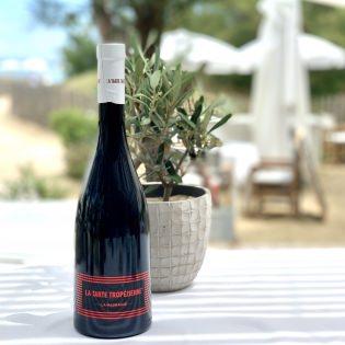 La Tarte Tropézienne Organic Red Wine
