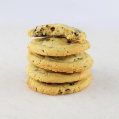 Cookie aux pépites de chocolat noir
