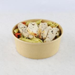 Salade de Penne au Pesto-Poulet