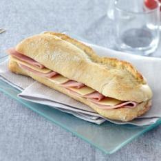 Sandwich jambon - emmental