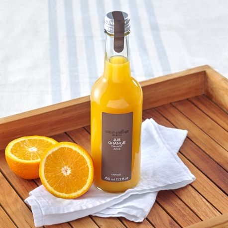 Jus d'orange Alain Milliat