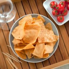 Socca Chips