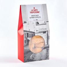 Biscuits salés piment d'espelette
